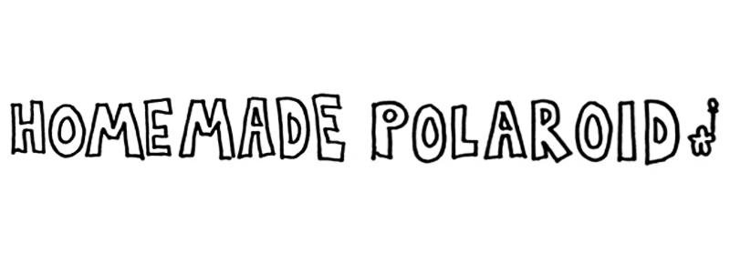 Homemade Polaroid