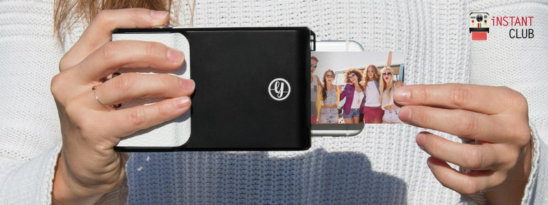 Cover iPhone PRYNT e  stampi  instant come una Polaroid!