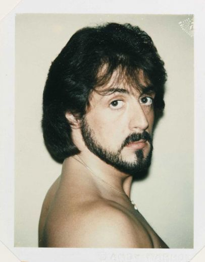sylvester-stallone-by-andy-warhol