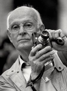 Henri Cartier Bresson l'occhio della mente.